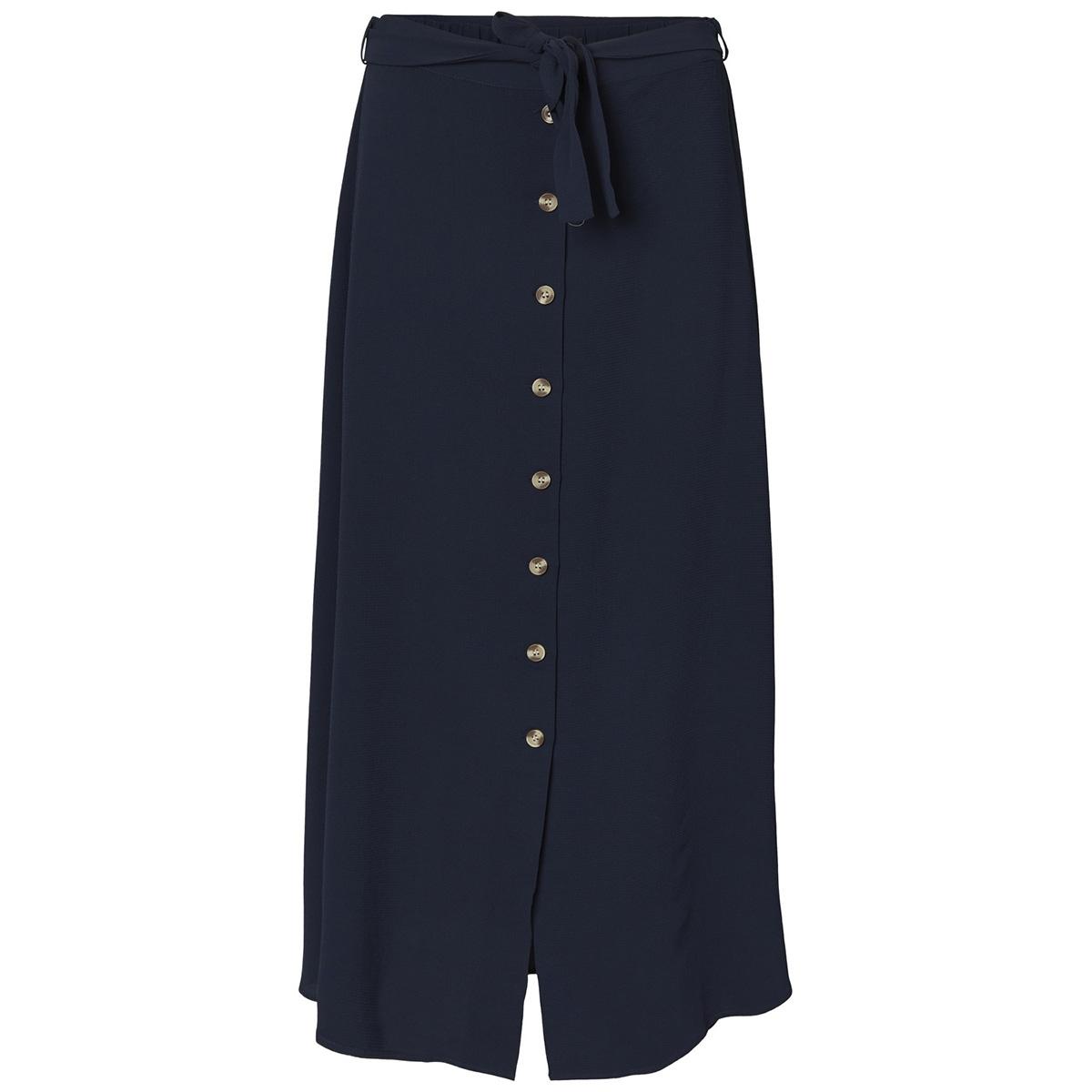 vmsasha ancle skirt noos 10215361 vero moda rok navy blazer