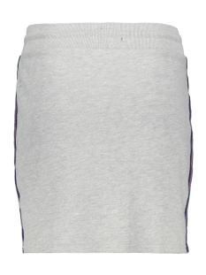 taylor sweat skirt g72109yt superdry rok pebble grey