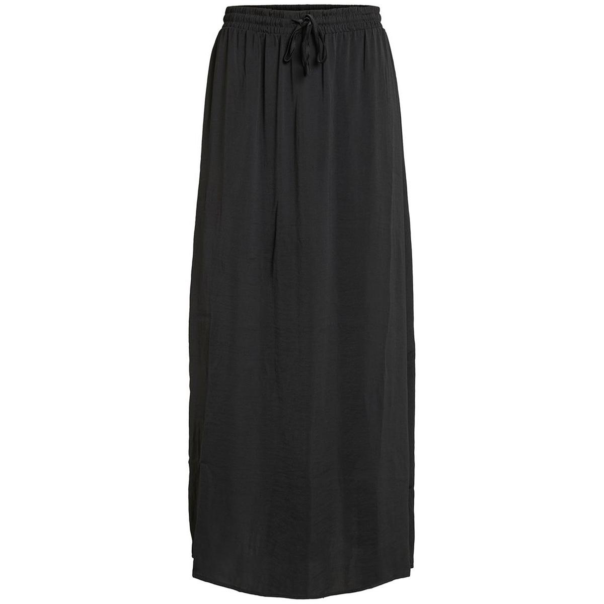 vicava maxi skirt - noos 14044573 vila rok black