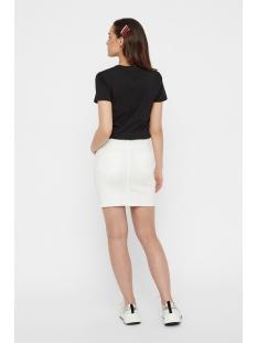 pcaia mw dnm skirt brwh vi noos 17095914 pieces rok bright white