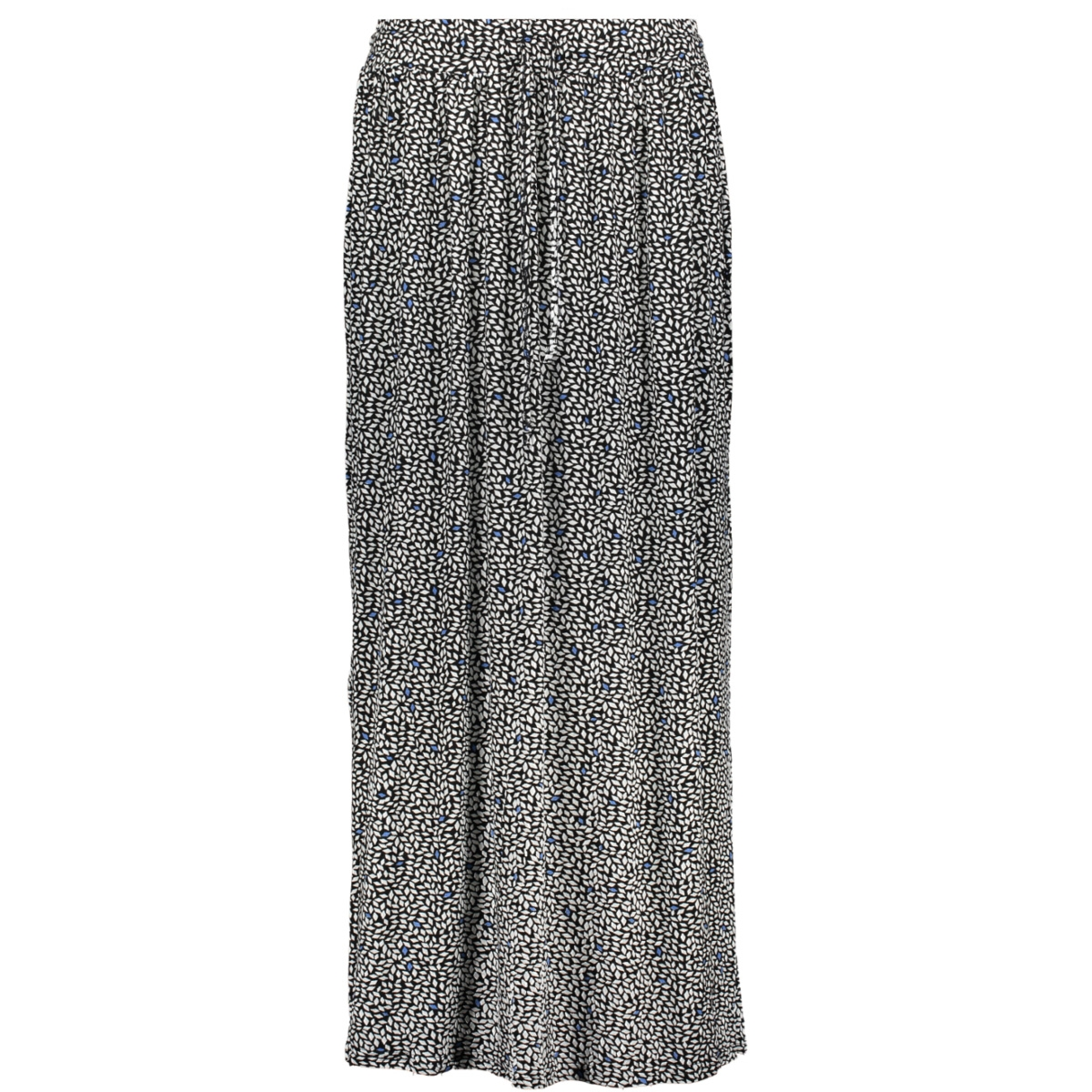 vmlizzy ancle skirt jrs 10213953 vero moda rok night sky/tyra night