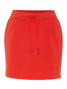 Vero Moda Rok VMEVA MR SHORT SKIRT COLOR 10213055 Fiery Red