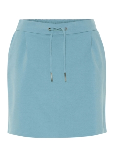 Vero Moda Rok VMEVA MR SHORT SKIRT COLOR 10213055 Smoke Blue