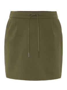 vmeva mr short skirt noos 10198080 vero moda rok ivy green