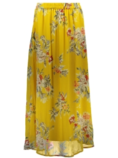 Vero Moda Rok VMWONDA H/W MAXI SKIRT EXP 10217171 Lemon Curry