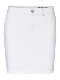 Vero Moda Rok VMHOT SEVEN MR SHORT SKIRT COLOR 10209896 Bright White