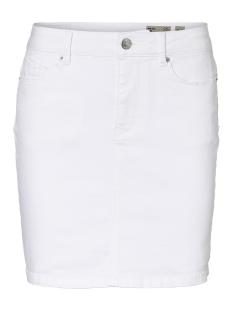 vmhot seven mr short skirt color 10209896 vero moda rok bright white