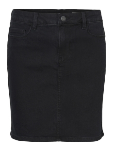 Vero Moda Rok VMHOT SEVEN MR SHORT SKIRT DENIM 10209954 Black