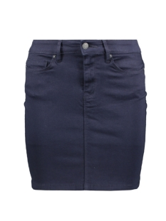 vmhot seven mr short skirt color 10209896 vero moda rok night sky