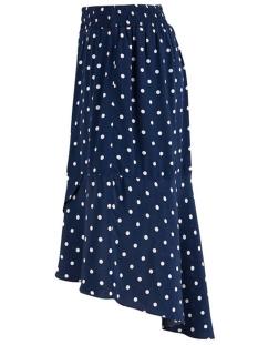 woven skirt w dots t8031 saint tropez rok 9330