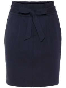 Vero Moda Rok VMEVA HR PAPERBAG SHORT SKIRT COLOR 10215911 Night Sky