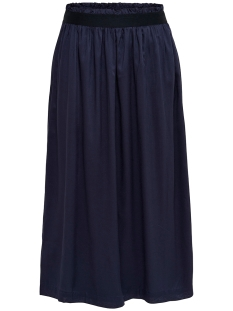 Only Rok ONLVENEDIG PAPERBAG LONG SKIRT WVN 15164606 Night Sky