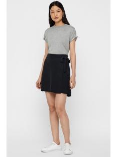nmendi wrap skirt x 27007405 noisy may rok black