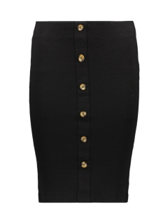 Vila Rok VICONIA PENCIL SKIRT 14054659 Black