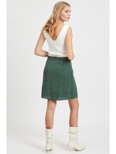 objclarissa short skirt 103 23029861 object rok black forest/white dots