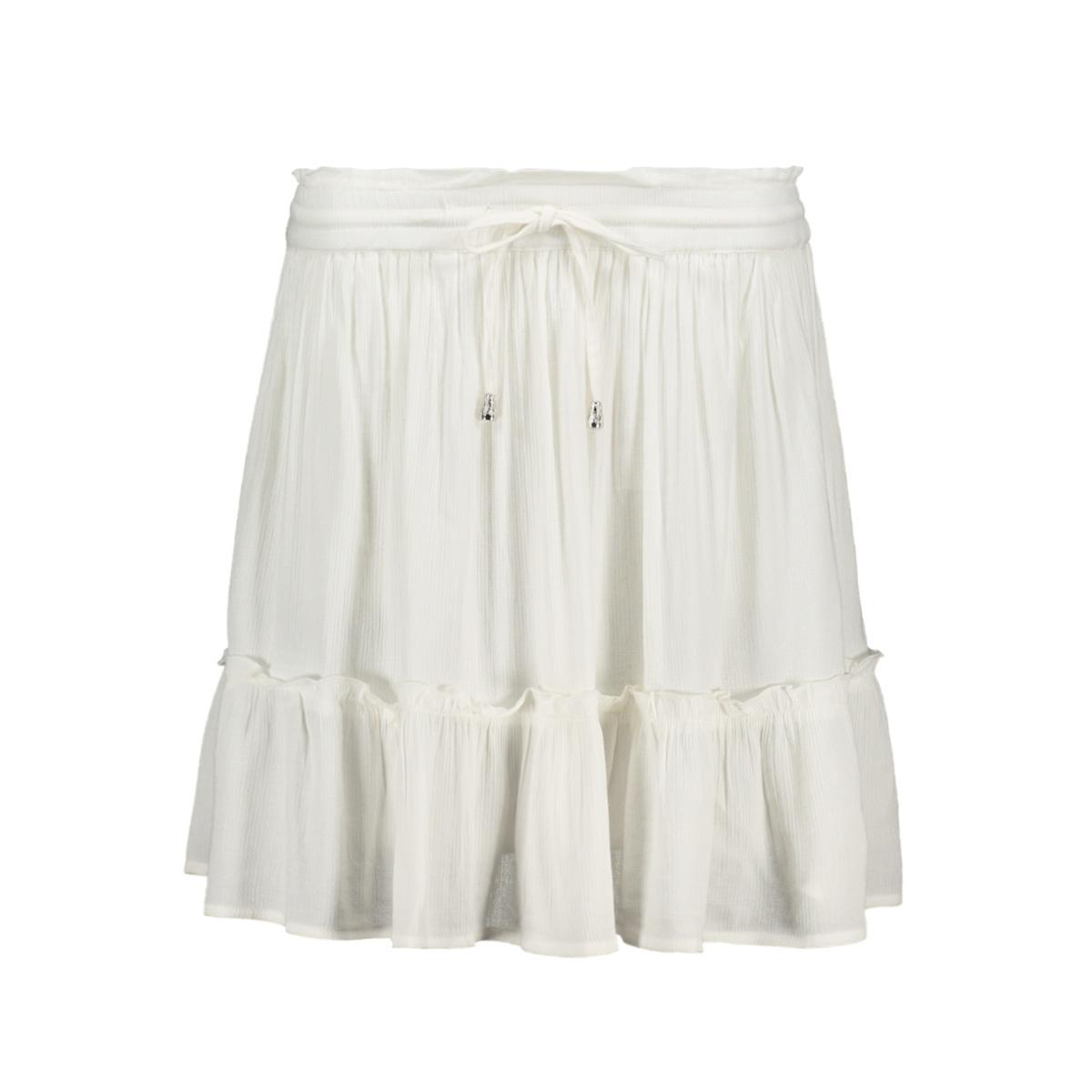 onlrobin short skirt wvn 15176629 only rok cloud dancer
