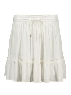 Only Rok ONLROBIN SHORT SKIRT WVN 15176629 Cloud Dancer