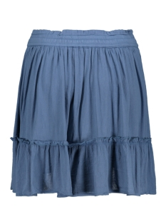 onlrobin short skirt wvn 15176629 only rok copen blue