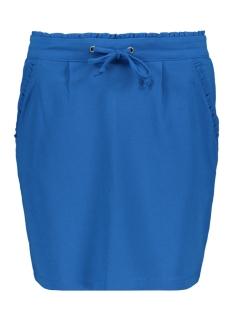 Jacqueline de Yong Rok JDYCATIA TREATS SKIRT JRS 15177202 Snorkel Blue