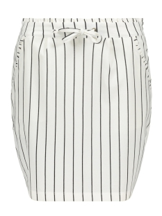 jdycatia treats aop skirt jrs 15177203 jacqueline de yong rok cloud dancer/stripes