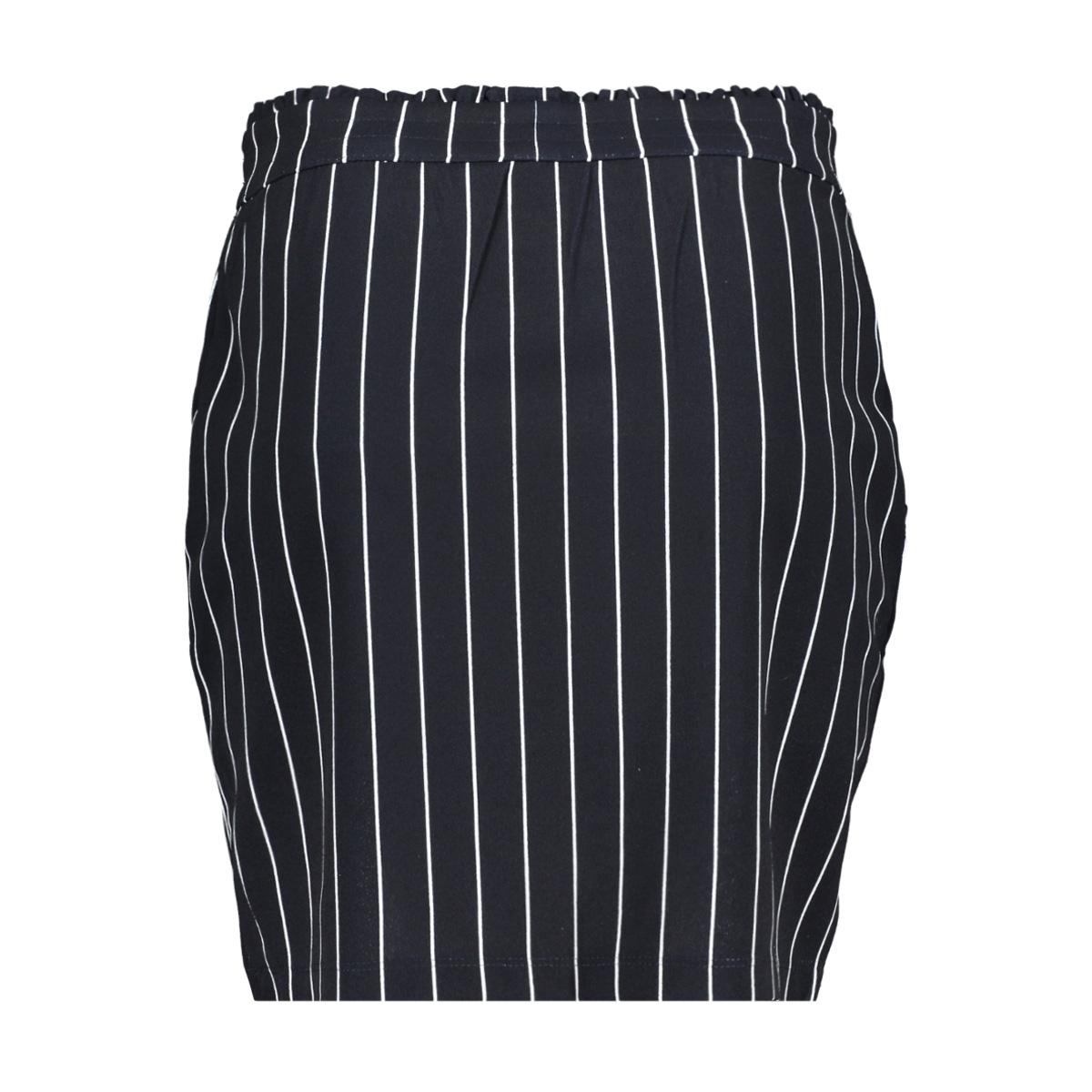 jdycatia treats aop skirt jrs 15177203 jacqueline de yong rok sky captain/stripes