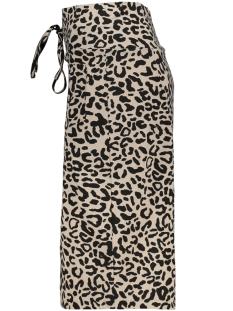 skirt leopard 3577 iz naiz rok sand