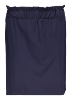 Vero Moda Rok VMROMA HW SHORT SKIRT JRS 10212464 Night Sky/SOLID