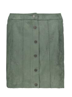vmdonna dea nw faux suede short skirt 10215859 vero moda rok laurel wreath