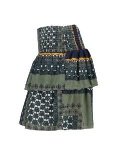 vmmaise short smock skirt sb5 10221370 vero moda rok laurel wreath/maise