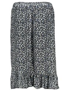 chelsea skirt 6720 luba rok blue print