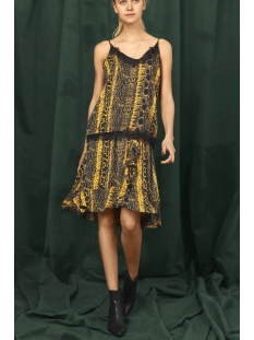 woven skirt on knee t8145 saint tropez rok 0001