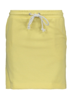 Pieces Rok PCEMILA MW SKIRT D2D 17101329 Mellow Yellow