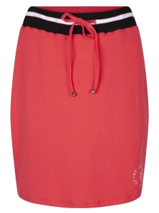 Zoso Rok SKITA SKIRT WITH STRIPED 193 RED/ BLACK