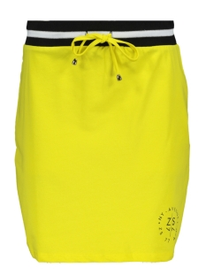 Zoso Rok SKITA SKIRT WITH STRIPED 193 YELLOW/ BLACK