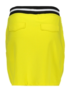 skita skirt with striped 193 zoso rok yellow/ black