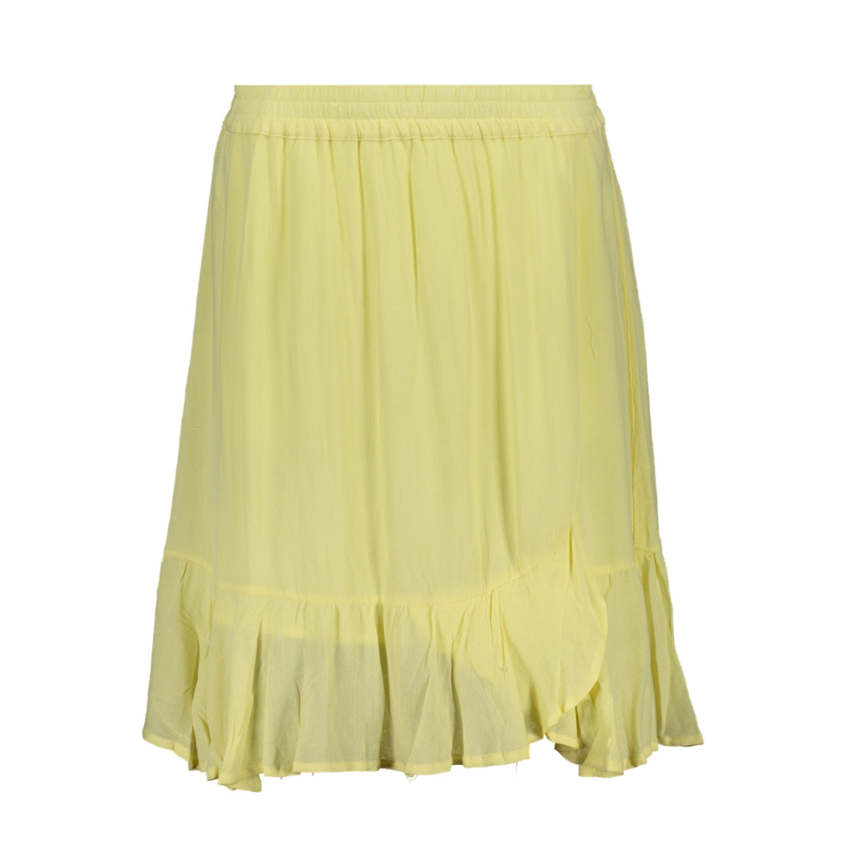 woven skirt above on knee t8018 saint tropez rok 2041 yellow