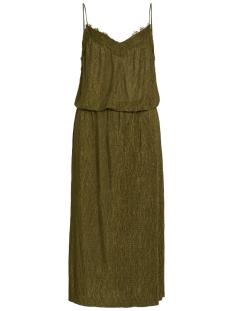 Vila Jurk VIMIP STRAP DRESS PB/KI 14050651 Dark Olive