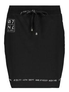 Zoso Rok STAGE SKIRT WITH PRINT 193 BLACK/WHITE