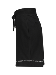 stage skirt with print 193 zoso rok black/white
