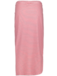 amy long skirt 193 zoso rok red/white