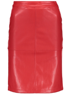 Vila Rok VIPEN NEW SKIRT-FAV 14043497 Racing Red