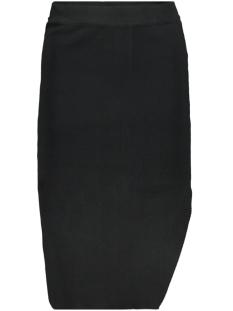 nmelliott hw calf knit skirt 4b 27007021 noisy may rok black