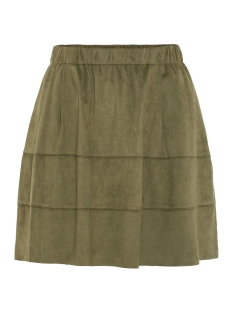 Noisy may Rok NMLAUREN SKIRT COLOR 27003490 Olivine