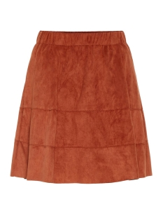 Noisy may Rok NMLAUREN SKIRT COLOR 27003490 Tandori Spice
