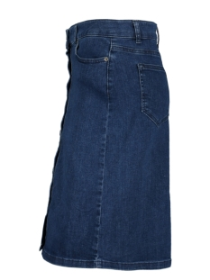 skirt denim u8013 saint tropez rok 510d med blue