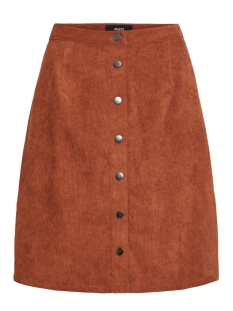 Object Rok OBJSHANNAH HW SKIRT 104 23030380 Brown Patina