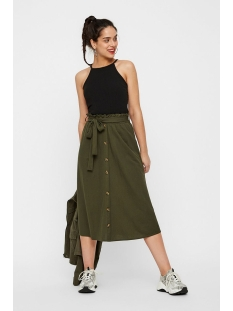 pchedwig hw midi skirt 17098586 pieces rok forest night