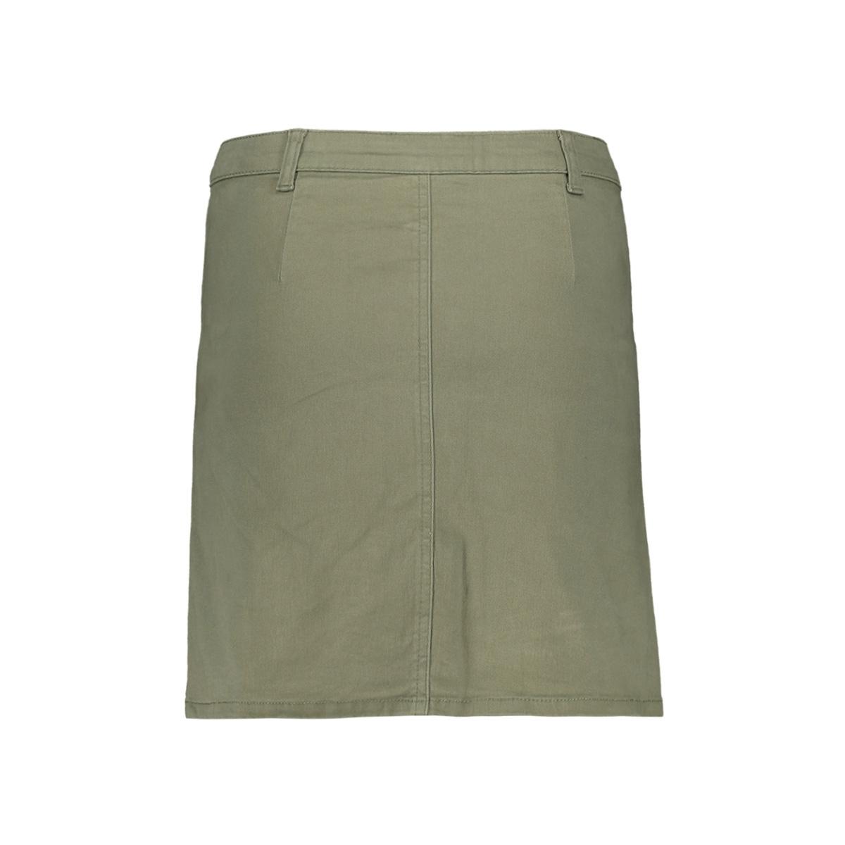 jdyfive button skirt  pnt 15182666 jacqueline de yong rok dusty olive