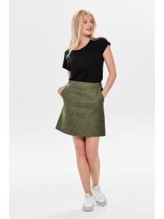 onllisa ash faux leather skirt otw 15183985 only rok crocodile