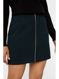 vmcisse hw zip skirt jrs ki 10221496 vero moda rok black/pandarosa